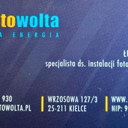 Fotowolta - Systemy Fotowoltaiczne Kielce