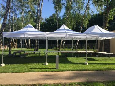 Event Makers - Wynajem namiotów Marki