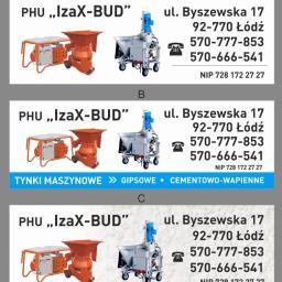PHU izax-bud - Murarz Łódź