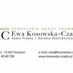 Kancelaria Radcy Prawnego Ewa Kosowska-Czapla - Porady Prawne Szczecin