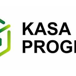 logotyp KASA PROGRES