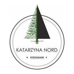 """logotyp """"NORD fotografie"""""""