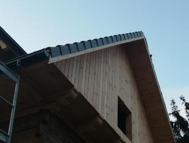 Cieśelsko dekarska - Wymiana dachu Kośmin