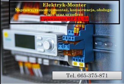 Kacper Bujanowski - ELEKTRO - Projektant instalacji elektrycznych Legnica