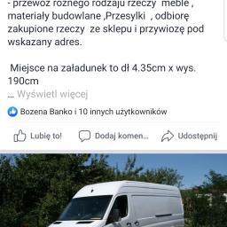 Transport busem Jarosław