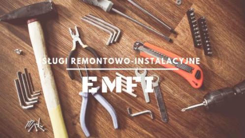 EMFI - Szpachlowanie Konin