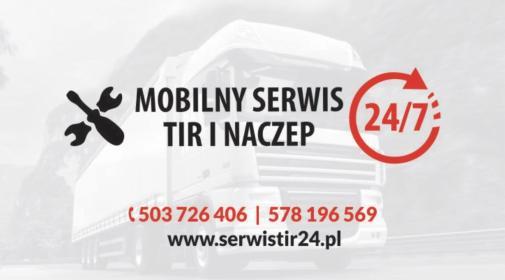 Mobilny Serwis TIR 24h - Elektryk samochodowy Zawiercie