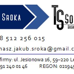 T.S. Software Tomasz Sroka - Archiwizacja danych 53-030 Wrocław