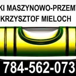Posadzki Maszynowo-Przemysłowe Krzysztof Mieloch - Wylewki Maszynowe Dobrojewo