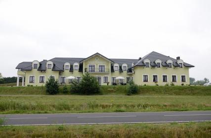 Hotel Złotogórski - Kolonie, obozy Kościelec