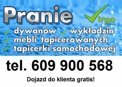 Virgo Clean Mirosław Banasiak - Pralnia Kowale