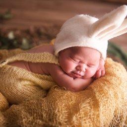 Zdjęcia noworodkowe, domowe, nielimitowane czasowo