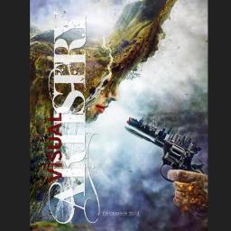 Publikacja w amerykańskim piśmie Visual Artistry Magazine