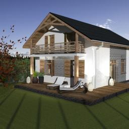 Projekty domów Rędziny 12