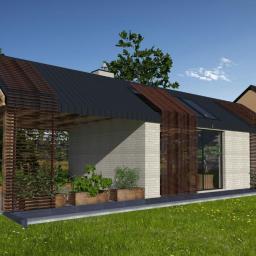 Projekty domów Rędziny 6