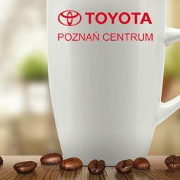 Kubek ceramiczny dla marki TOYOTA