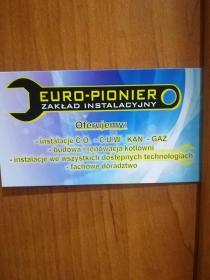EUROPIONIOER - Remonty kotłowni Strykowo