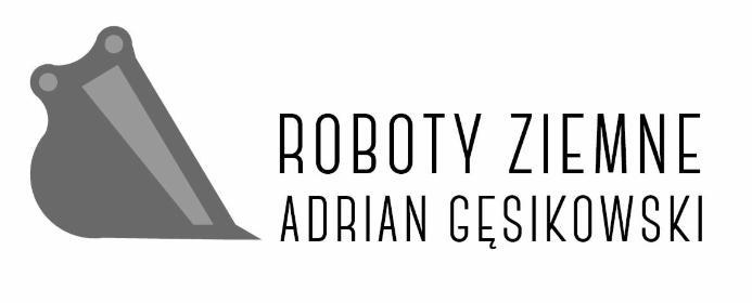ROBOTY ZIEMNE Adrian Gęsikowski - Roboty ziemne Chrzanów