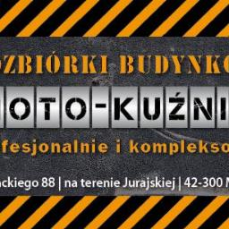 Moto-Kuźnia Justyna Maślankiewicz - Firmy budowlane Myszków
