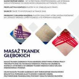 Masaże lecznicze - Rehabilitant Kraków