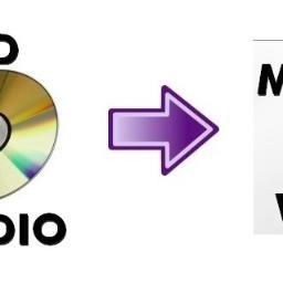 Zgrywanie płyt CD (audio) do plików MP3 lub WAV
