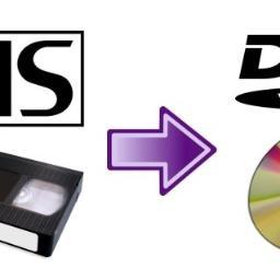Przegrywanie kaset video (VHS, Video8) na DVD, pendrive'a lub dysk zewn.