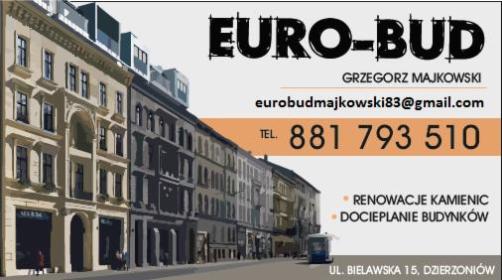 Euro-Bud - Firma remontowa Dzierżoniów