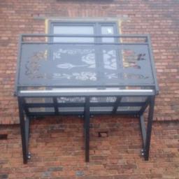 Projektowanie schodów, balkonów, bram, płotów, wypalanie CNC, producent.