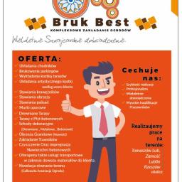 BrukBest - Mozaika Kamienna Tomaszów Lubelski