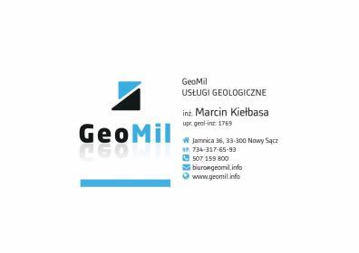 GeoMil Usługi Geologiczne Marcin Kiełbasa - Badanie Zagęszczenia Gruntu Nowy Sącz