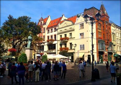 Dom Towarowy PDT - Biuro do wynajęcia Toruń