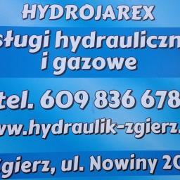 Hydrojarex-Usługi Hydrauliczne i Gazowe - Hydraulik Zgierz