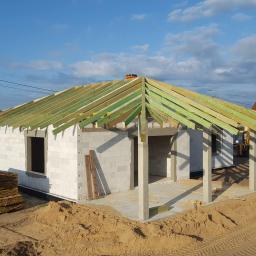 Abra Team Budownictwo - Odśnieżanie dachów Folwarki wielkie