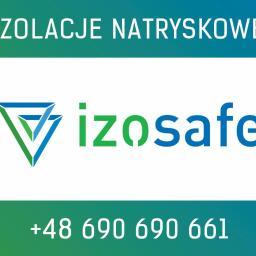 Izosafe - Izolacja Pozioma Fundamentu Warszawa