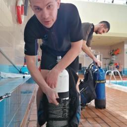 Szkoła nurkowania Happy Dive - Serwis sprzętu turystyczno-sportowego Gdańsk