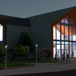 ANDREW BUILDING DESIGN BIURO PROJEKTOWE ANDRZEJ BAKALARZ - Projekty Domów Nowoczesnych Lubsko