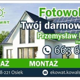 EKOWAT Przemysław Kowalski - Klimatyzacja Do Mieszkania Kąty
