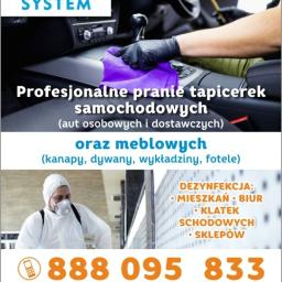 GM CLEANING SYSTEM - Wykonawcy dla firmy i biura Oborniki