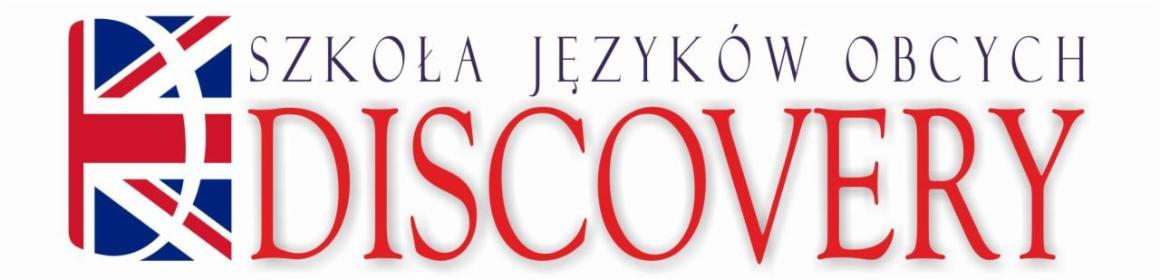 Discovery School - Nauka Języka Lublin