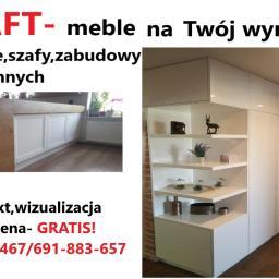 Kraft meble i stolarstwo - Meble biurowe i do pracowni Korczyn