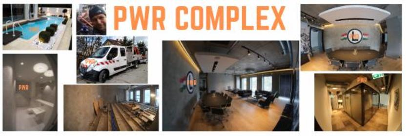 PWR COMPLEX PAWE艁 ROLA - Roboty ziemne Zakr臋t