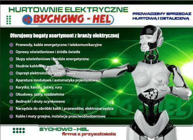 Hurtownia Elektryczna BYCHOWO-HEL - Sprzedaż Osprzętu Elektrycznego Kościerzyna