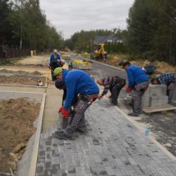 MP BYGG Marcin Rom Patryk Slesiona - Kostka betonowa Wola
