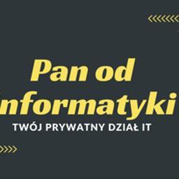 Pan od Informatyki Krzysztof Golba - Instalacja, konfiguracja komputerów i sieci Bełchatów