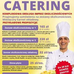 Service catering - Catering dla firm Mszana