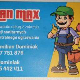Kran-max - Instalacje sanitarne Jarocin