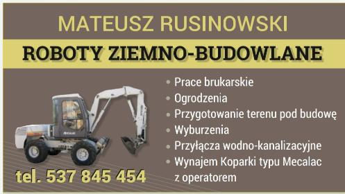 Mateusz - Brukarze Piława Górna