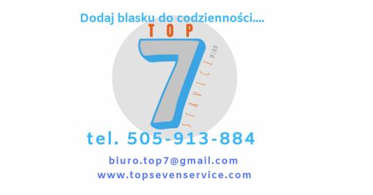 Top Seven Service sp. z.o.o - Dezynsekcja i deratyzacja Kobyłka