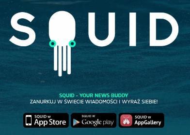 SquidApp - Reklama internetowa Warszawa