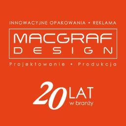 Macgraf Design Wojciech Kacprzak - Gadżety z nadrukiem Piaseczno